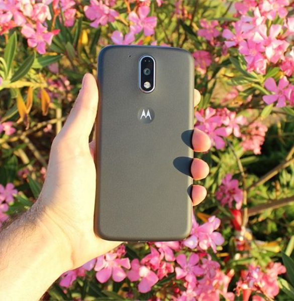Moto G4 Plus wallpaper review