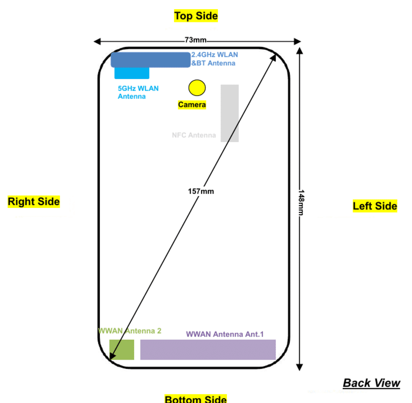 Moto X4 estetica