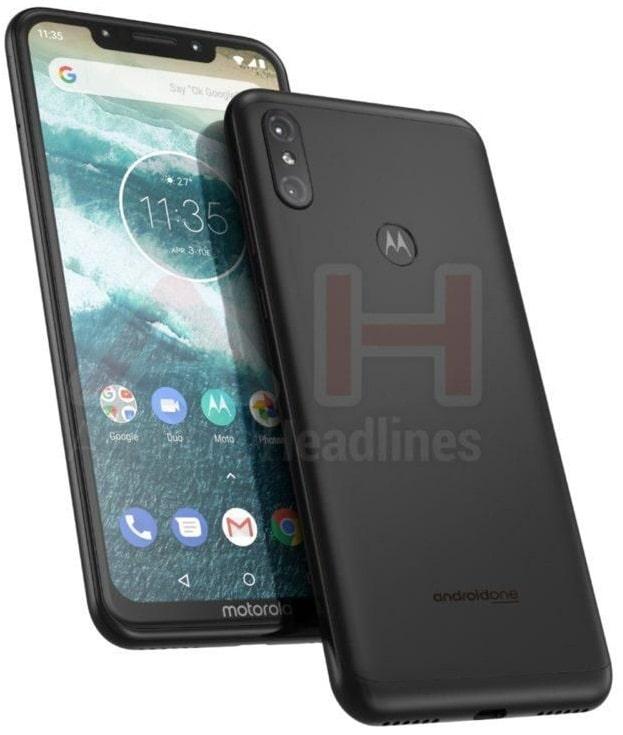 Motorola One Power primeras filtraciones