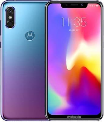 Motorola P30 diseño