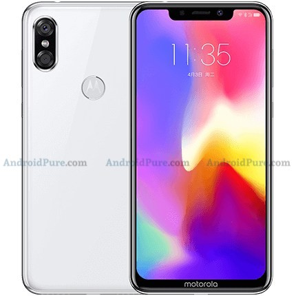 Motorola P30 rumores diseño iPhone X