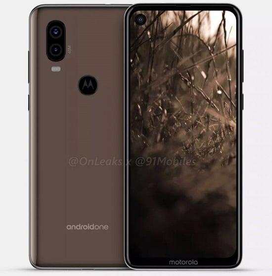 Motorola P40 diseño completo filtrado