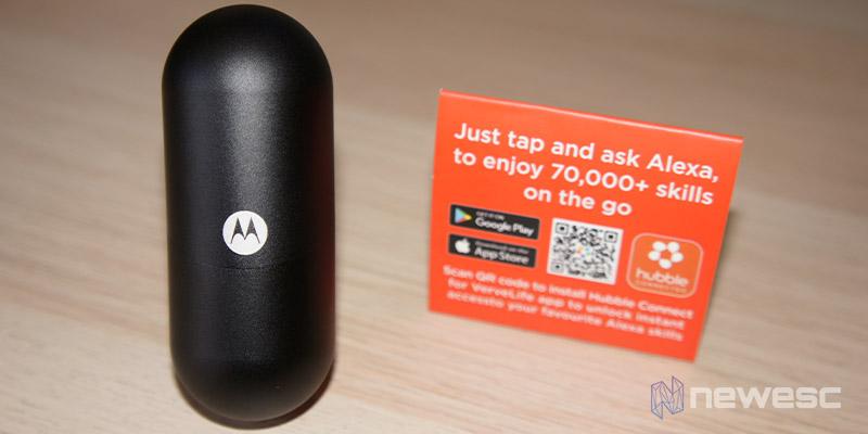 Motorola Verve Buds 400 4