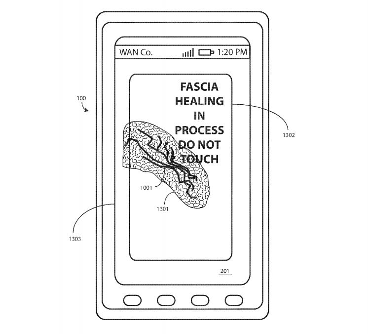 Motorola patente vidrio que se auto restaura