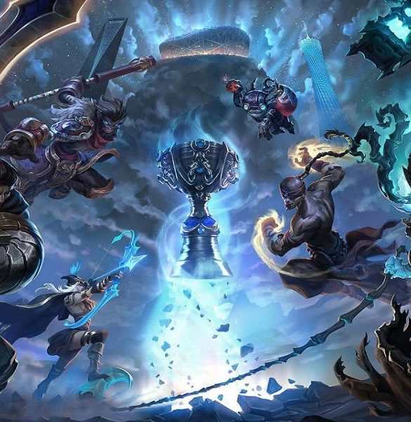 Mundial de League of Legends 2017