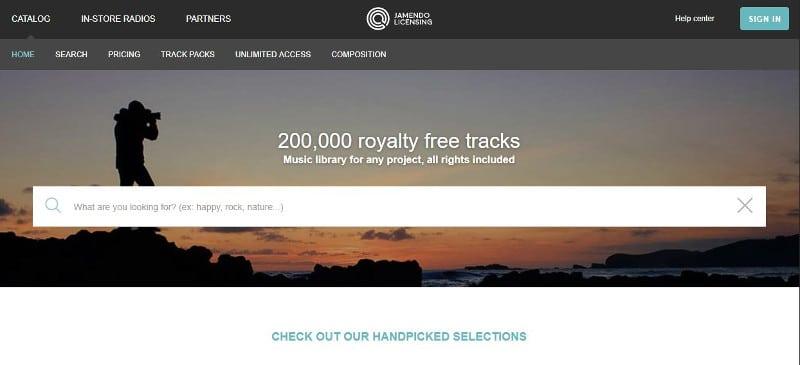 Musica sin derechos de autor Jamendo