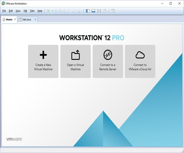 Máquina Virtual VMware Workstation