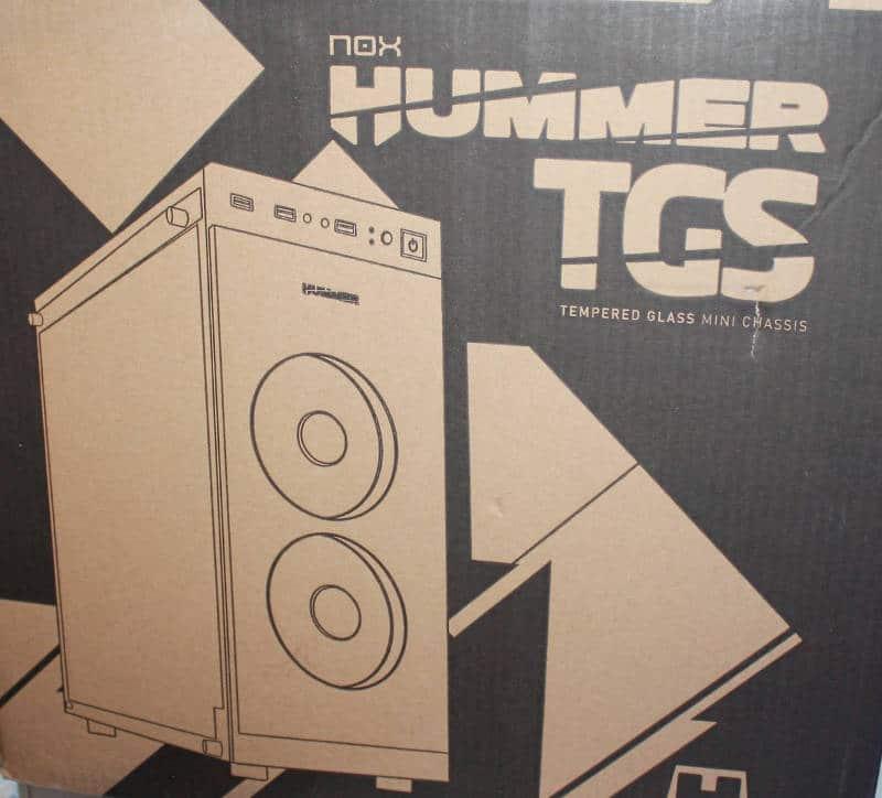 NOX hummer TGS caja carton