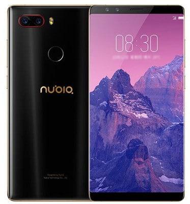 NUBIA Z17S dispositivo