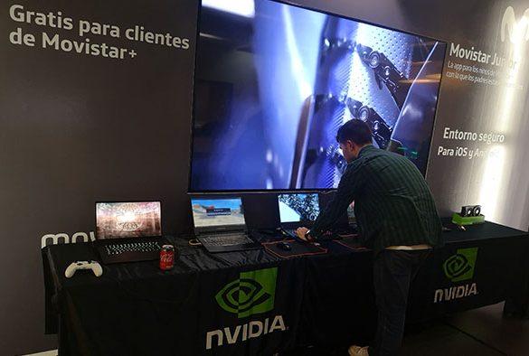 NVIDIA Madrid presentación RTX