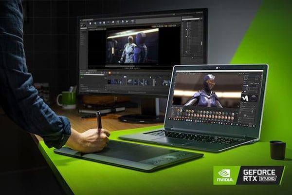 NVIDIA Studio Lanzamiento Computex