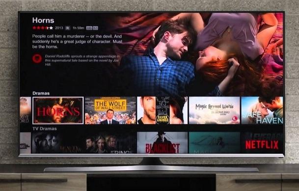 Netflix Inicio