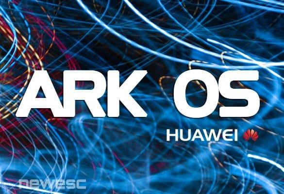 NewEsc Ark OS