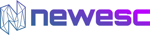 NewEsc Logo Footer Gradient