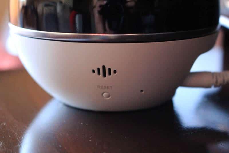 NewEsc Review Alarm Starter Kit y Camara C6T EZVIZ altavoz y microfono camara