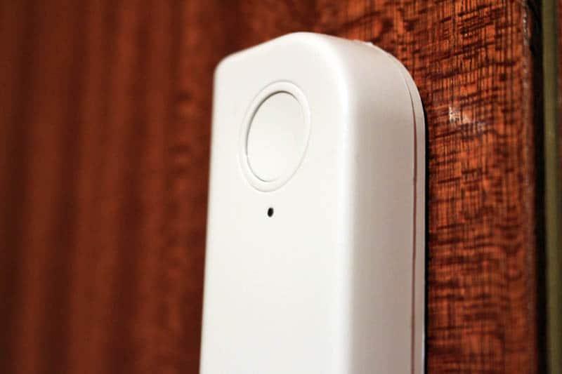 NewEsc Review Alarm Starter Kit y Camara C6T EZVIZ boton detector puerta