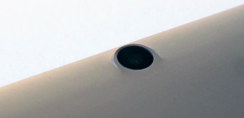 NewEsc Review Chuwi Hi10 Air cámara trasera
