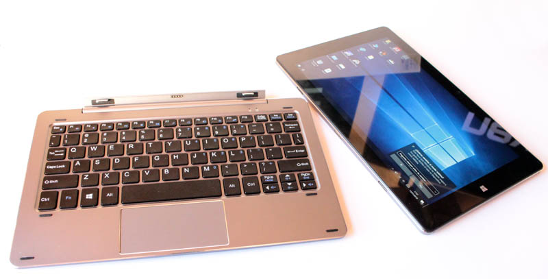 NewEsc Review Chuwi Hi10 Air tablet y teclado