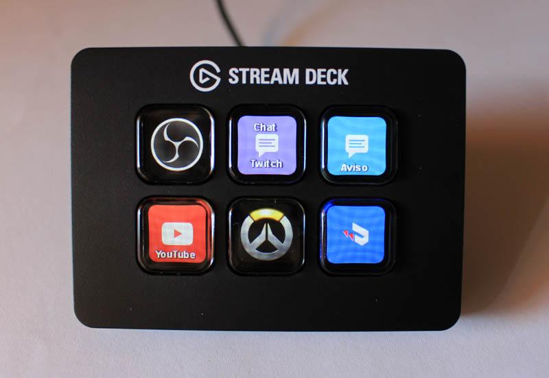 NewEsc Review Elgato Stream Deck Mini botones
