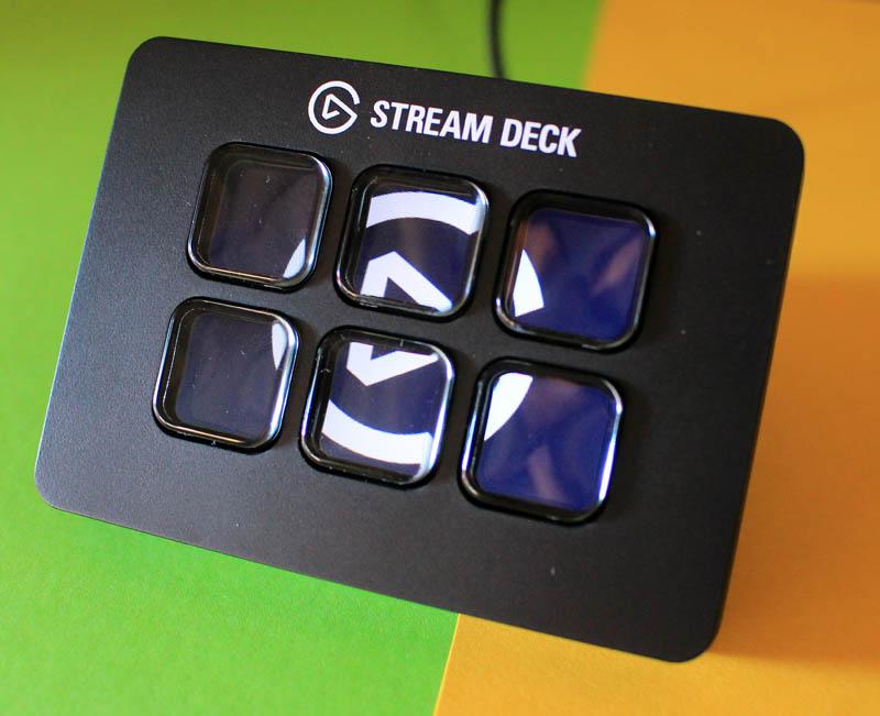 NewEsc Review Elgato Stream Deck Mini logo