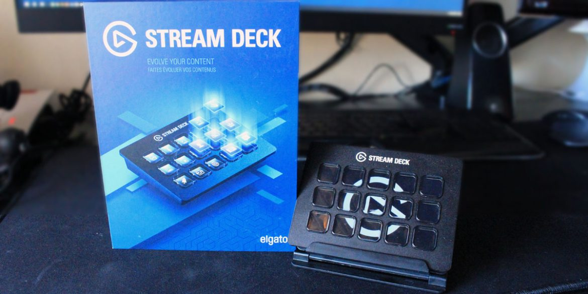 NewEsc Review Elgato Stream Deck portada