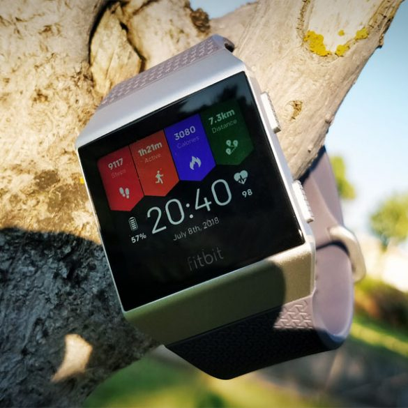 NewEsc Review Fitbit Ionic portada