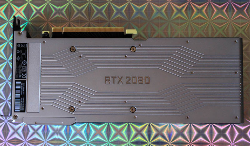 NewEsc Review Nvidia GeForce RTX 2080 placa