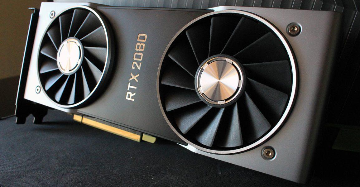 NewEsc Review Nvidia GeForce RTX 2080 portada