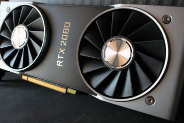 NewEsc Review Nvidia GeForce RTX 2080 portada
