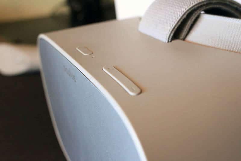 NewEsc Review Oculus Go botones