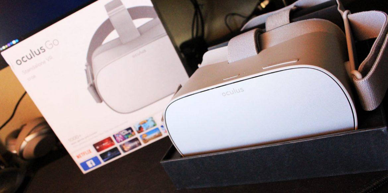 NewEsc Review Oculus Go portada