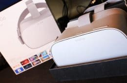 NewEsc Review Oculus Go portada