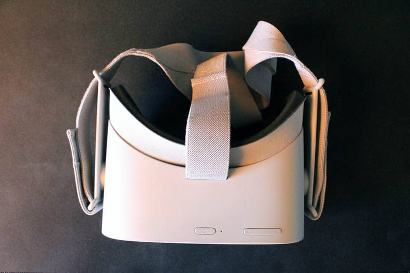 NewEsc Review Oculus Go superior