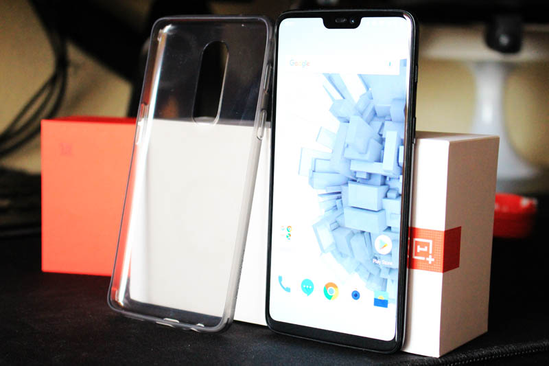 NewEsc Review OnePlus 6 funda