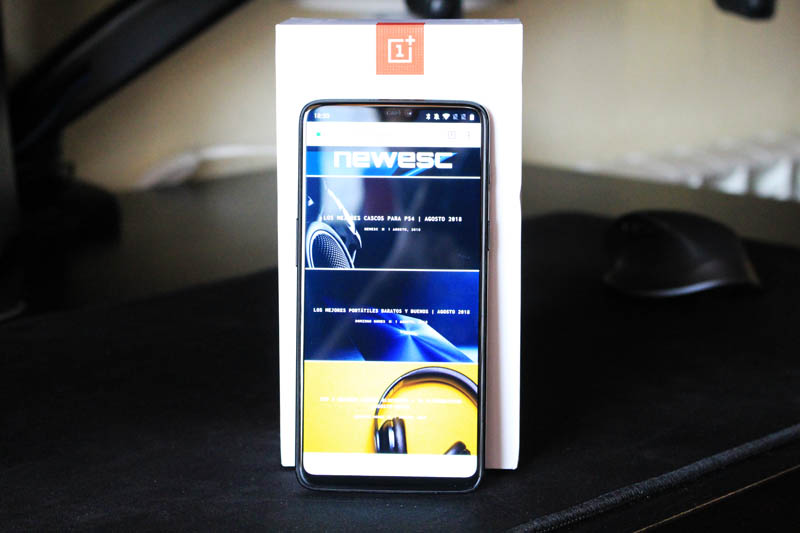 NewEsc Review OnePlus 6 general 6