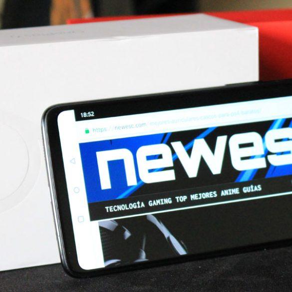 NewEsc Review OnePlus 6 portada