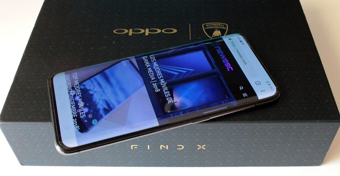 NewEsc Review Oppo Find X Lamborghini Edition portada