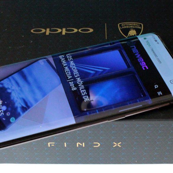 NewEsc Review Oppo Find X Lamborghini Edition portada