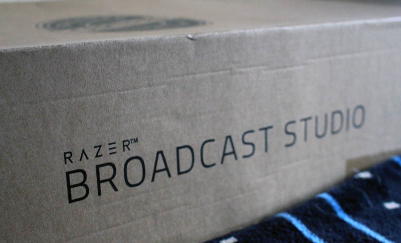 NewEsc Review Razer Broadcast Studio caja 2