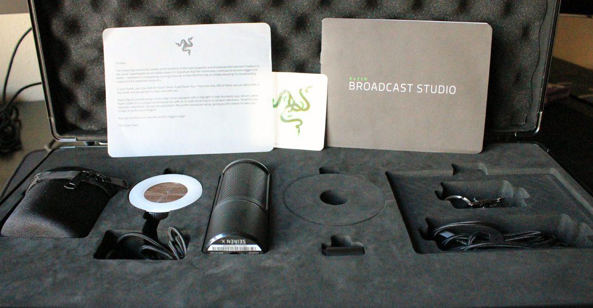 NewEsc Review Razer Broadcast Studio portada