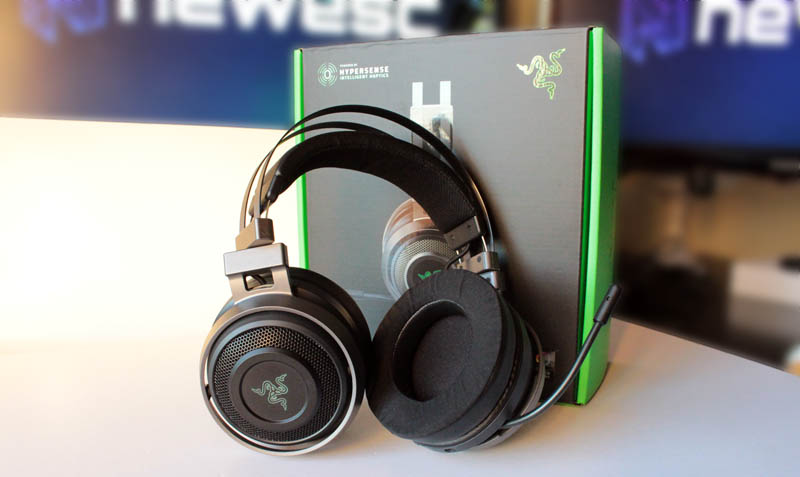 NewEsc Review Razer Nari Ultimate caja 2