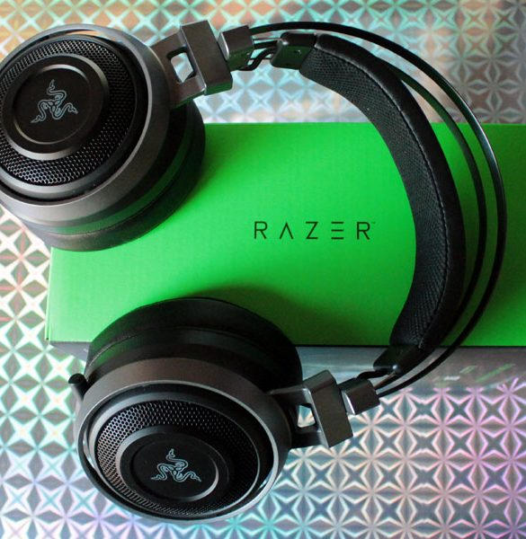NewEsc Review Razer Nari Ultimate portada