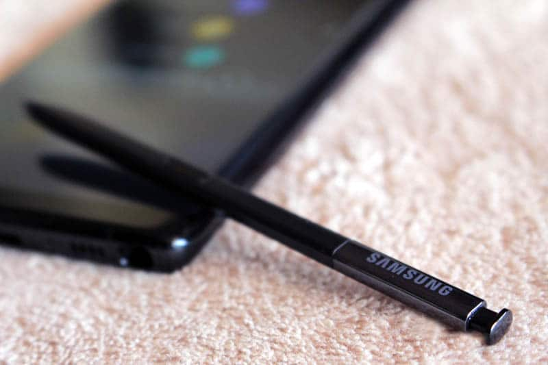 NewEsc Review Samsung Galaxy Note 8 S Pen 2