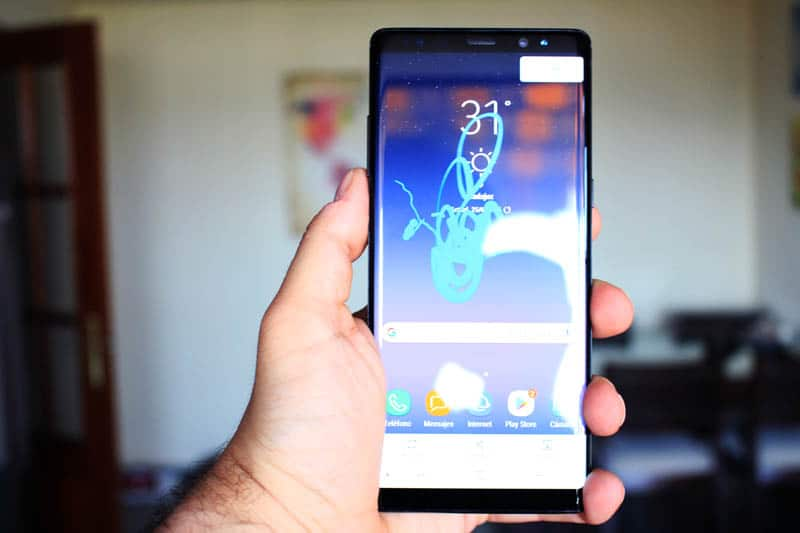 NewEsc Review Samsung Galaxy Note 8 general