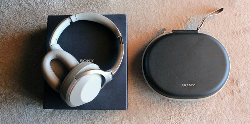 NewEsc Review Sony WH-1000XM2 general