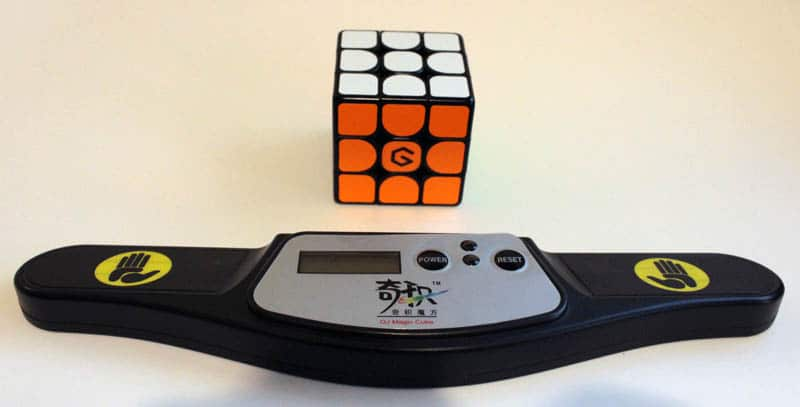 NewEsc Review Xiaomi Giiker Supercube i3S cronómetro para cubers