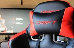 NewEsc Review silla gaming Drift DR150 portada
