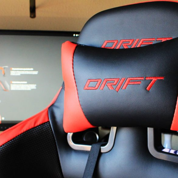 NewEsc Review silla gaming Drift DR150 portada