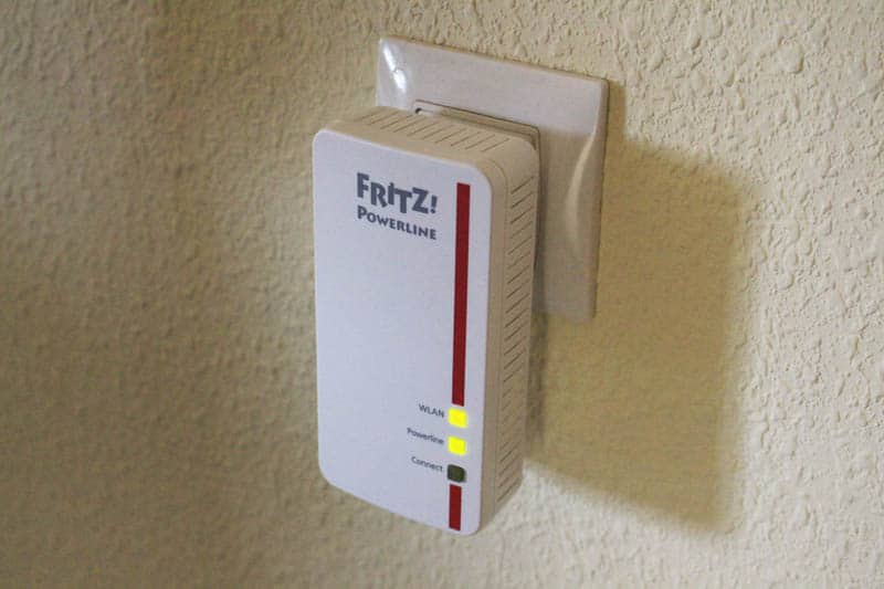 NewEsc review Fritz Powerline 1260E