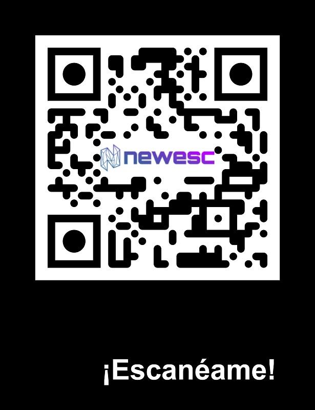 Newesc código QR